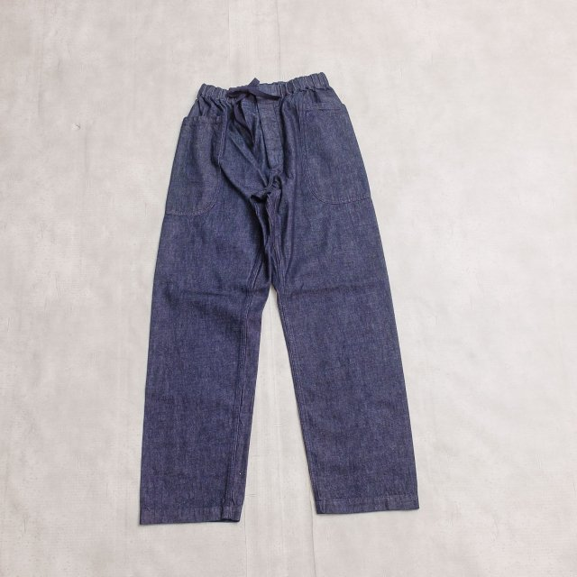 Orcival<h3>Women's Easy Pants/デニムイージーパンツ