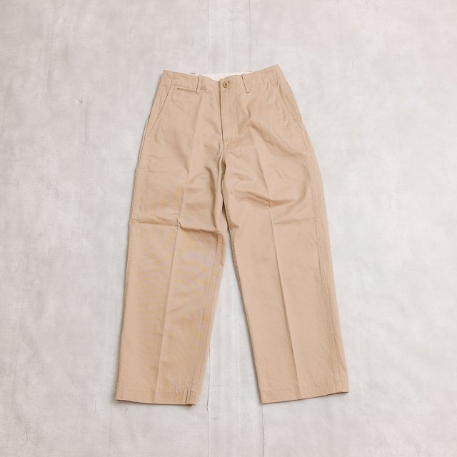 Orcival<h3>Women's Chino Pants/チノパンツ