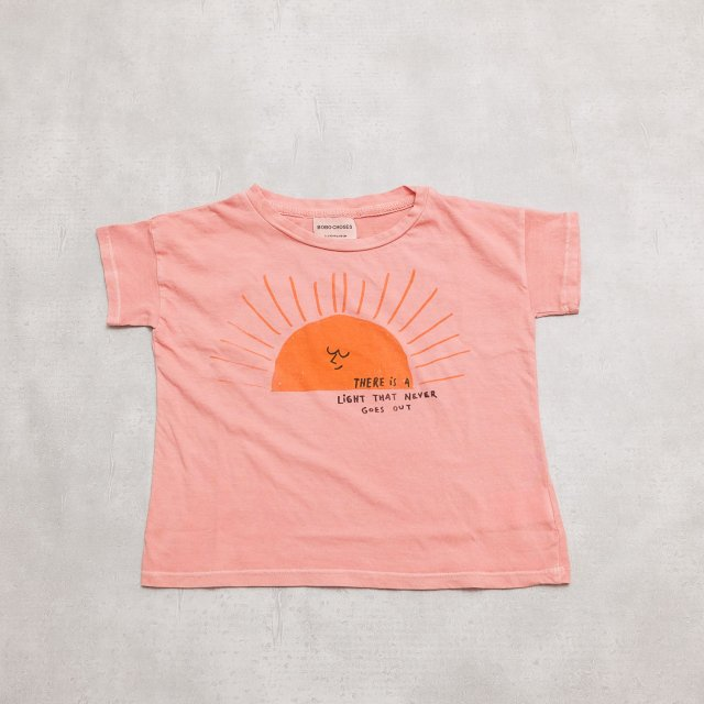 Bobo Choses<h3>Kid's Sun Shortsleeve T-Shirts/プリントTシャツ