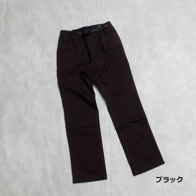 GRAMICCI <h3>Men's NN Pants Just Cut/ニューナローパンツ
