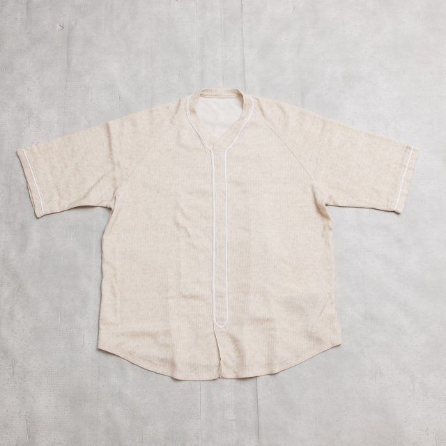 BRU NA BOINNE <h3>Men's Cotton Linen T-Shirts/ダニーT