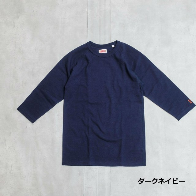 HOLLYWOOD RANCH MARKET <h3>Men's Stretch Fraise 7 Sleeve T-Shirts /フライス7分丈ティーシャツ