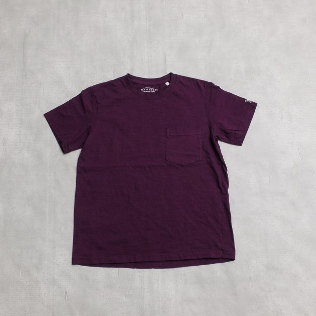 HOLLYWOOD RANCH MARKET <h3>Men's Pocket Crew Neck Short Sleeve T-Shirts /ポケットティーシャツ