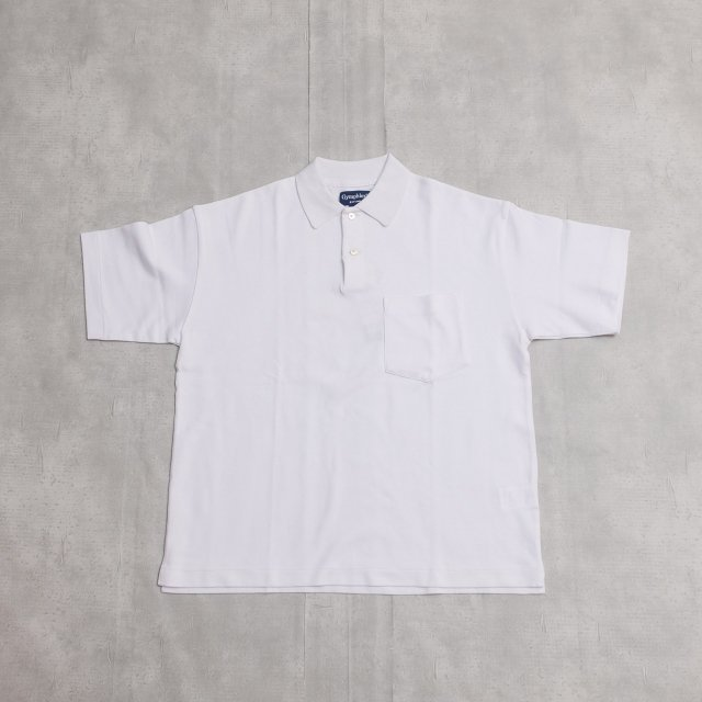 <img class='new_mark_img1' src='//img.shop-pro.jp/img/new/icons20.gif' style='border:none;display:inline;margin:0px;padding:0px;width:auto;' />Gymphlex <h3>Men's POLO Shirt/コーマ インターロック 半袖ポロシャツ