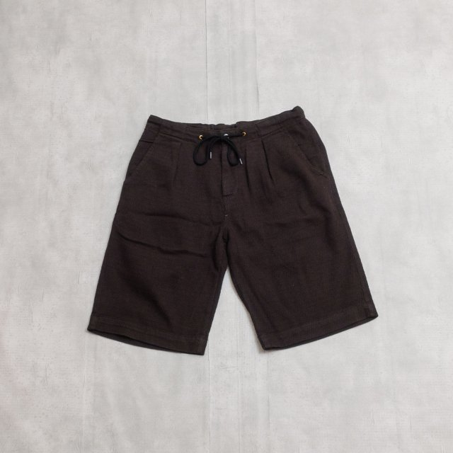 JOHNBULL <h3>Men's Jacquard Short Pants/ジャガード織ショートパンツ