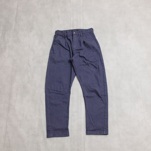 JOHNBULL <h3>Men's Tapered Pants/ダーツパンツ