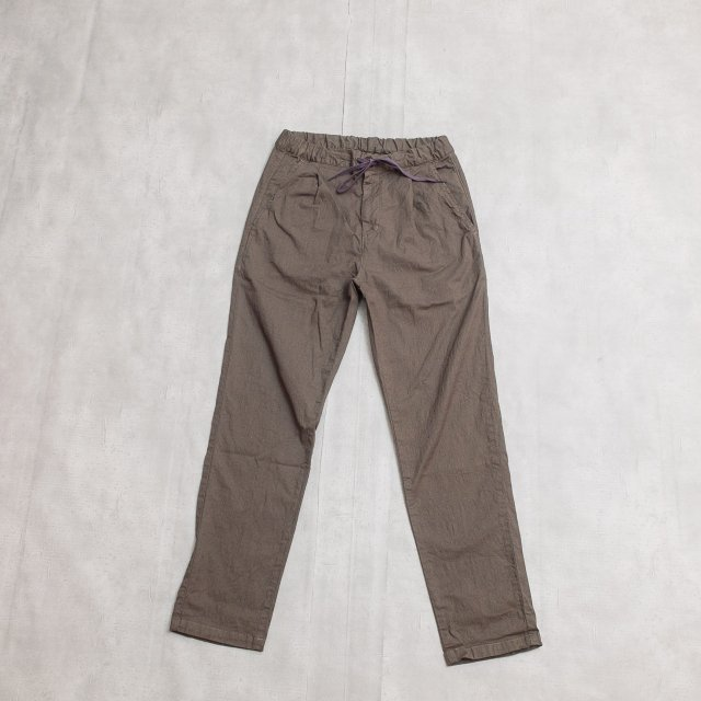 JOHNBULL <h3>Men's Cotton Linen Easy Pants/イージーパンツ