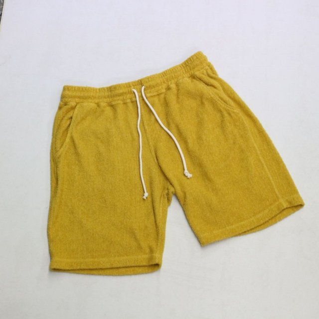 GOOD ON <h3>Men's Double Pile EZ Shorts/パイルショートパンツ