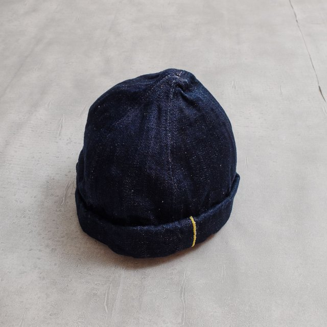 TIGRE BROCANTE <h3>Denim Battered Cap/デニムバタードキャップ