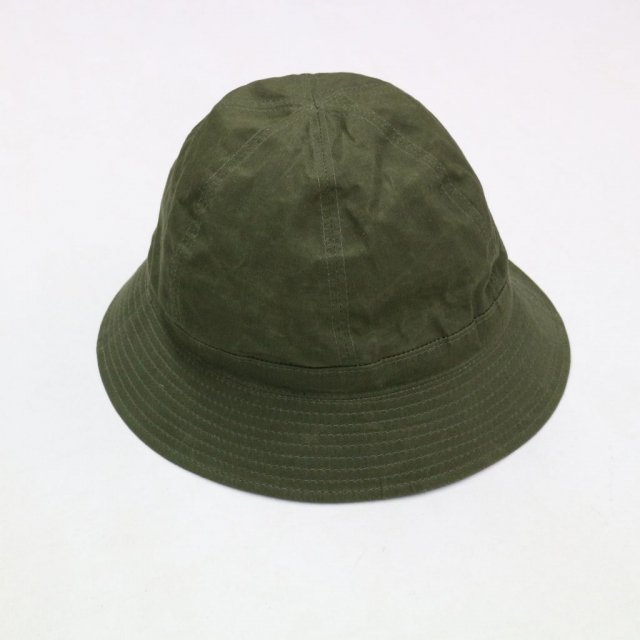 HIGHER<h3> Paraffin Panel 6 Hat/パラフィンパネルハット