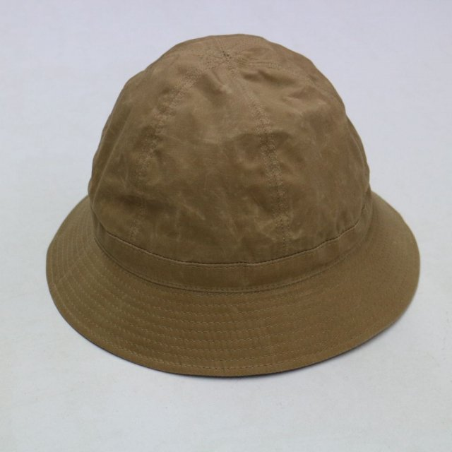 HIGHER<h3>Paraffin Panel 6 Hat/パラフィンパネルハット