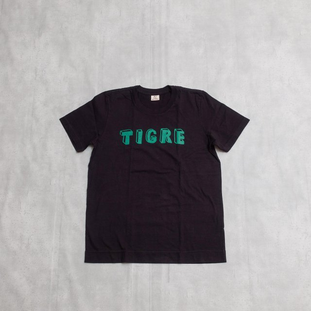 TIGRE BROCANTE <h3>Men's Block Tigre T-Shirts/ティグルブロカンテTシャツ