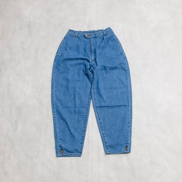 HOLLYWOOD RANCH MARKET <h3>Wonen's Garden Pants/ライトデニムガーデンパンツ