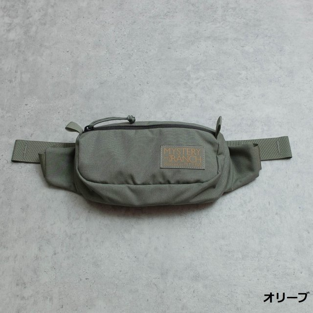 MYSTERY RANCH <h3>Forager Hip Sack/ヒップサック
