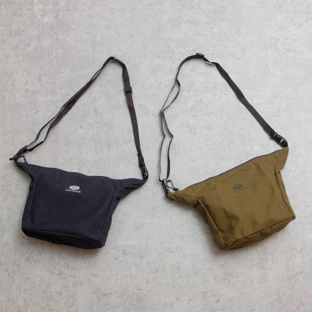 BAG'n'NOUN <h3>MIL SMALL PACK /ショルダーバック