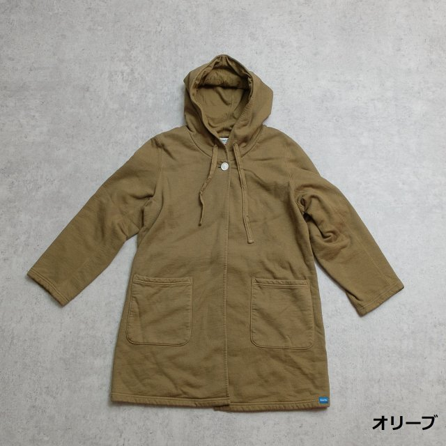 GOOD ON <h3>Women's Hood Sweat Coat/スウェットコート