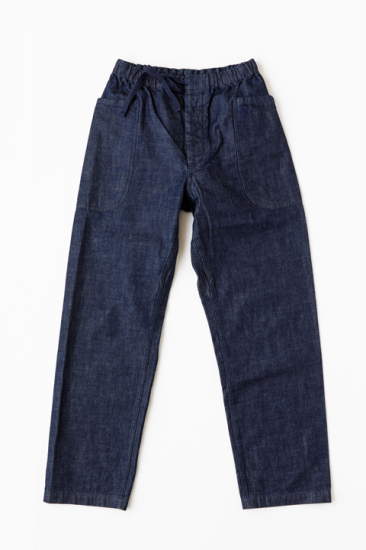 <b> ORCIVAL </b> <br>Denim Easy Pants