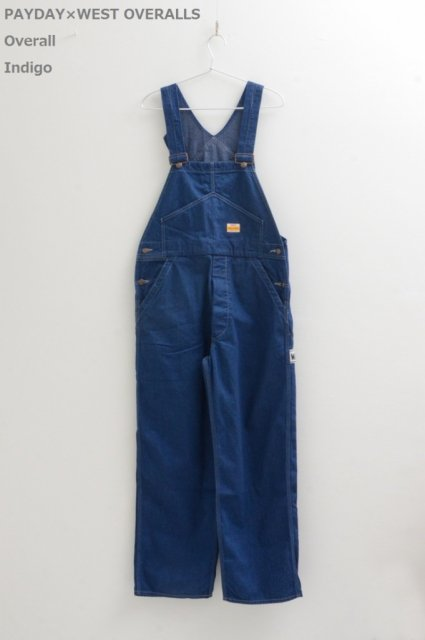 <b>PAYDAY×WEST OVERALLS</b><br>Overall