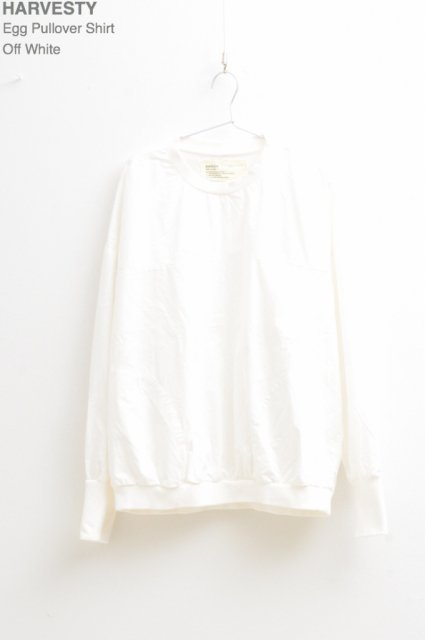 <b>HARVESTY</b><br>Egg Pullover Shirt