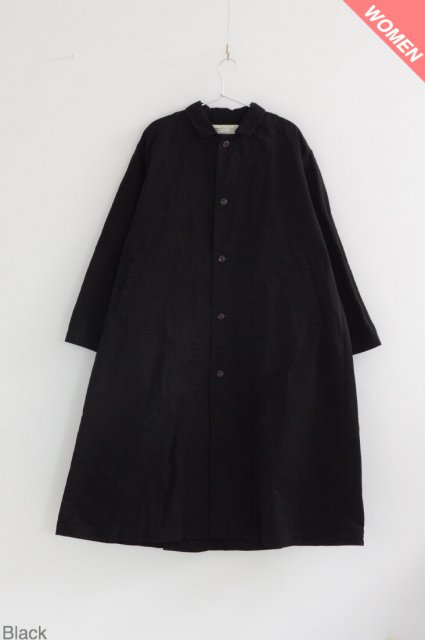 <b>HARVESTY</b><br>Chino Cloth Over Coat