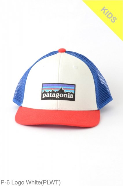 <b>PATAGONIA</b><br>Kids Trucker Hat