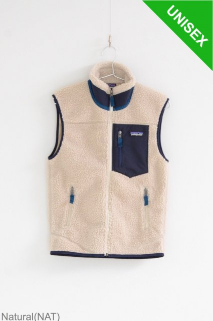 <img class='new_mark_img1' src='//img.shop-pro.jp/img/new/icons13.gif' style='border:none;display:inline;margin:0px;padding:0px;width:auto;' /><b>PATAGONIA</b><br>Men's Classic Retro-X Vest