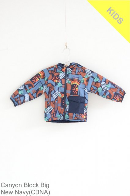 <b>PATAGONIA</b><br>Baby Reversible Puff Ball Jacket