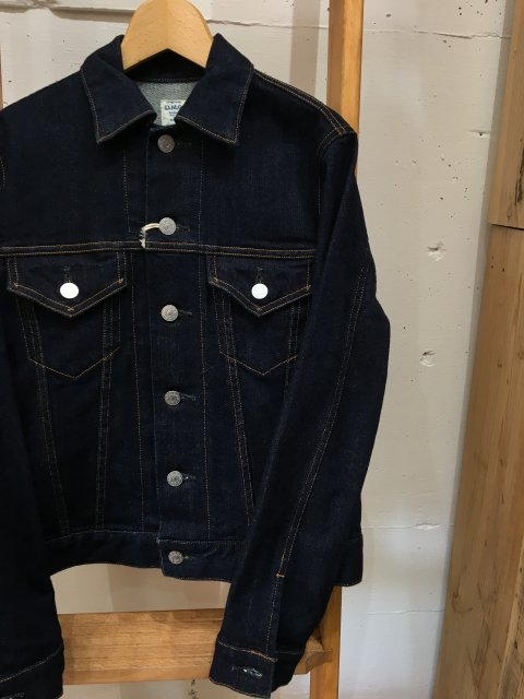 <img class='new_mark_img1' src='//img.shop-pro.jp/img/new/icons16.gif' style='border:none;display:inline;margin:0px;padding:0px;width:auto;' /><b>DMG </b><br>Denim Jacket