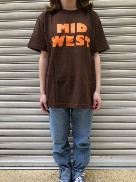 <img class='new_mark_img1' src='https://img.shop-pro.jp/img/new/icons61.gif' style='border:none;display:inline;margin:0px;padding:0px;width:auto;' />Mid West PT Short Sleeve T SHIRTS