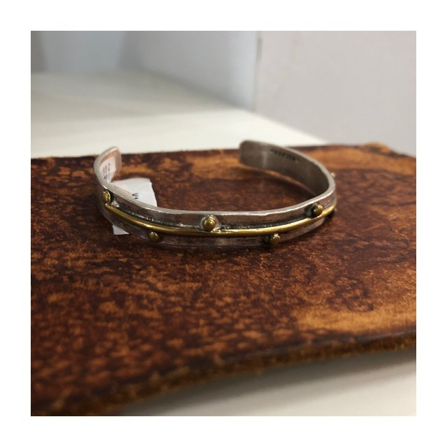 Flicker Dots Bangle