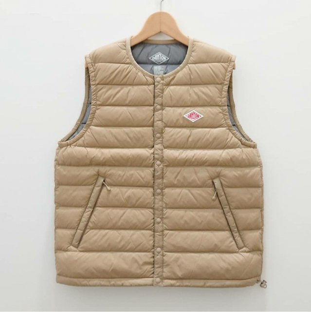 <img class='new_mark_img1' src='//img.shop-pro.jp/img/new/icons61.gif' style='border:none;display:inline;margin:0px;padding:0px;width:auto;' />INNER DOWN VEST