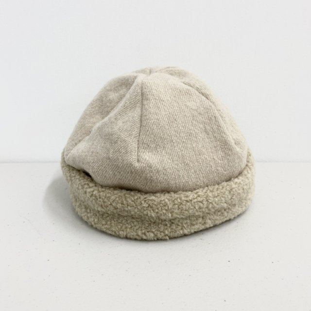 <img class='new_mark_img1' src='https://img.shop-pro.jp/img/new/icons61.gif' style='border:none;display:inline;margin:0px;padding:0px;width:auto;' />VINTAGE WOOL FLANNEL BEANIE