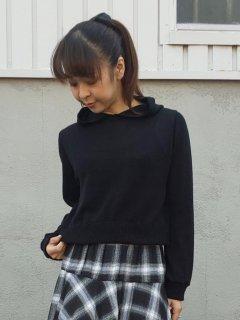ニットパーカー(ショート)☆オールシーズン☆