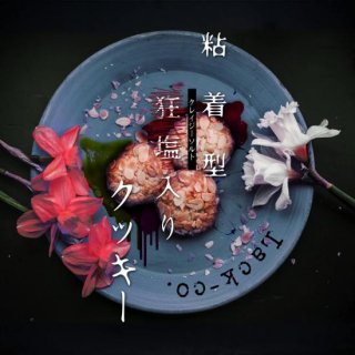 2nd MAXI SINGLE 『粘着型クレイジーソルト入りクッキー』通常盤3曲入りCD