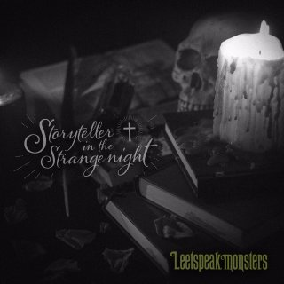 1st Mini Album『Storyteller in the Strange Night』初回盤