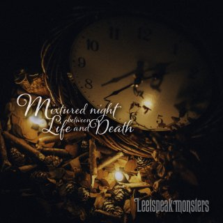 2nd Mini Album『Mixtured night between Life and Death』初回限定盤