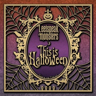2nd Maxi Single『This is Halloween』初回限定盤/3曲入りCD+DVD