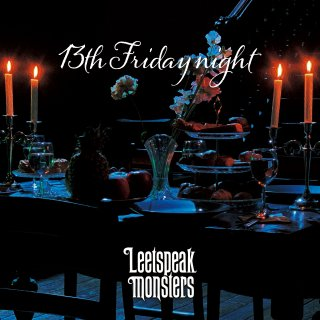 3rd Maxi Single『13th Friday night』通常盤