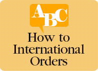 How to international orders