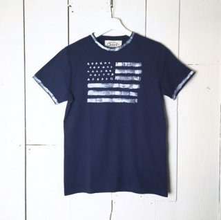 JOHN'S SURF ジョンズサーフ HANDPAINT TRIM FLAG×12 NAVY