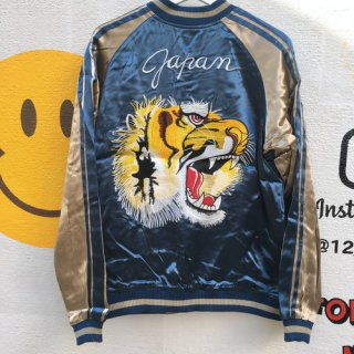 <img class='new_mark_img1' src='//img.shop-pro.jp/img/new/icons50.gif' style='border:none;display:inline;margin:0px;padding:0px;width:auto;' />HOSU REVERSIBLE SKA JACKET TIGER BLUE