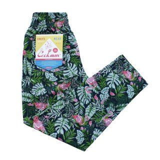 <img class='new_mark_img1' src='//img.shop-pro.jp/img/new/icons50.gif' style='border:none;display:inline;margin:0px;padding:0px;width:auto;' />Cookman クックマン Chef Pants 「Tropical」