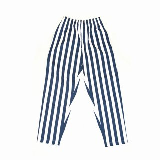 <img class='new_mark_img1' src='//img.shop-pro.jp/img/new/icons50.gif' style='border:none;display:inline;margin:0px;padding:0px;width:auto;' />Cookman クックマン Chef Pants 「Wide Stripe Navy」