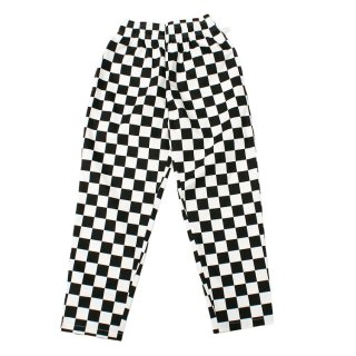 <img class='new_mark_img1' src='//img.shop-pro.jp/img/new/icons14.gif' style='border:none;display:inline;margin:0px;padding:0px;width:auto;' />COOKMAN クックマン Chef Pants 「Checker」