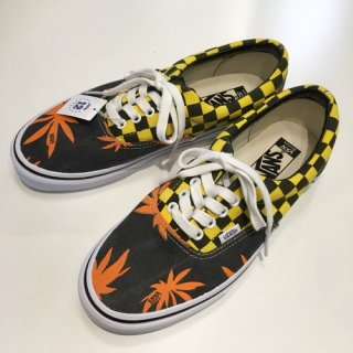 VANS ヴァンズ ERA (VAN DOREN) Orange Palm スニーカー