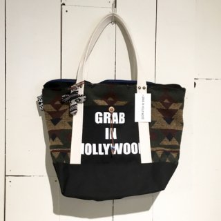 <img class='new_mark_img1' src='//img.shop-pro.jp/img/new/icons50.gif' style='border:none;display:inline;margin:0px;padding:0px;width:auto;' />GIH NATIVE TOTE BAG #B グラブインハリウッド ネイティブ トートバッグ
