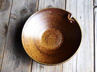 備前 鉢(21.5cm)