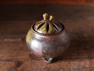 備前焼 香炉(桐箱付き)