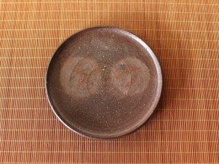 備前焼 皿(16cm)
