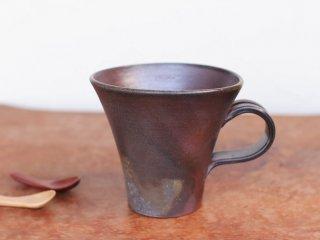 備前焼 コーヒーカップ(大)